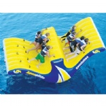 inflatable water park inflatable water totter water totter