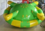 Inflatable water Saturn Rocker