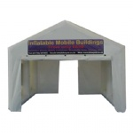 inflatable mobile workshop building exhibition stands hospitality tent for storage