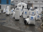 Affordable inflatable paintball bunkers with good quality