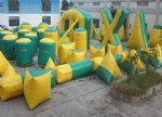 air bunkers field for paintball game from China