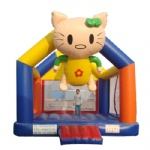 hello kitty inflatable Bounce house